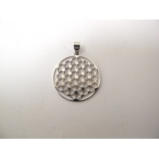 Flower of life hanger 25 mm