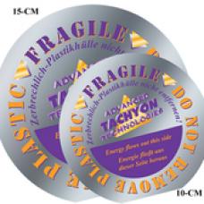 Tachyon silica disk