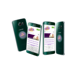 Tachyon telefooncel familieverpakking (5 stuks)